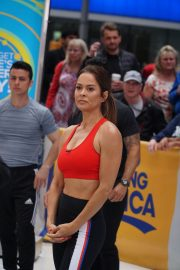 Brooke Burke Working Out at Good Morning America in New York 2018/06/11 4