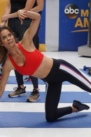 Brooke Burke Working Out at Good Morning America in New York 2018/06/11 6