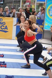 Brooke Burke Working Out at Good Morning America in New York 2018/06/11 8