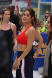 Brooke Burke Working Out at Good Morning America in New York 2018/06/11 10