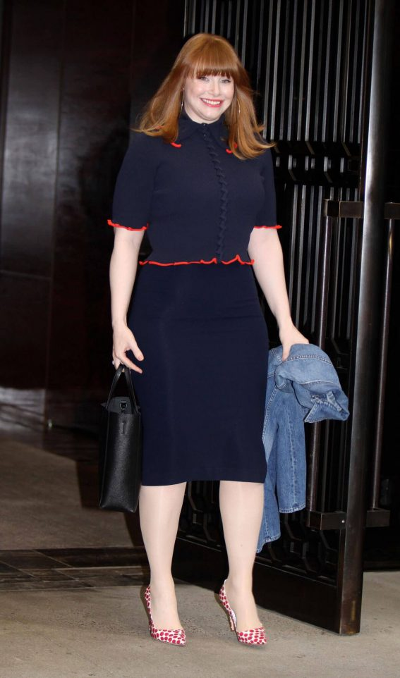 Bryce Dallas Howard at Today Show in New York 2018/06/14 1