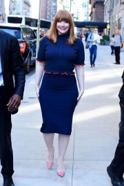 Bryce Dallas Howard at Today Show in New York 2018/06/14 7