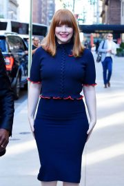 Bryce Dallas Howard at Today Show in New York 2018/06/14 8