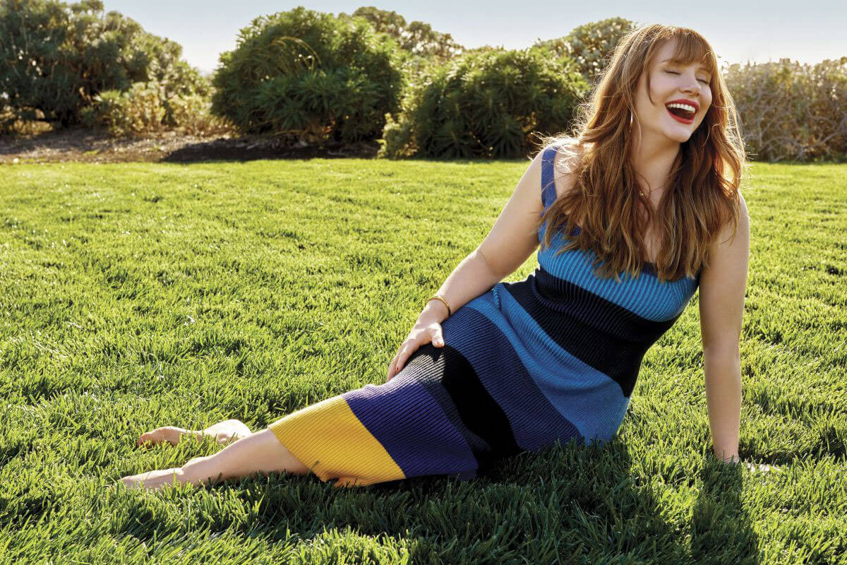 Bryce Dallas Howard for Good Housekeeping, July 2018 Issue 1