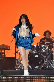 Camila Cabello Performs at Capital Radio Summertime Ball 2018 in London 2018/06/09 3