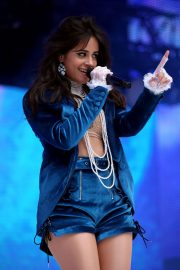 Camila Cabello Performs at Capital Radio Summertime Ball 2018 in London 2018/06/09 9