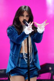 Camila Cabello Performs at Capital Radio Summertime Ball 2018 in London 2018/06/09 10