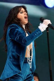 Camila Cabello Performs at Capital Radio Summertime Ball 2018 in London 2018/06/09 12