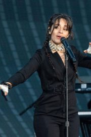 Camila Cabello Performs at Reputation Tour at Soldier Field in Chicago 2018/06/02 3