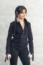 Camila Cabello Performs at Reputation Tour at Soldier Field in Chicago 2018/06/02 4