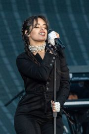 Camila Cabello Performs at Reputation Tour at Soldier Field in Chicago 2018/06/02 5