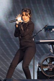 Camila Cabello Performs at Reputation Tour at Soldier Field in Chicago 2018/06/02 9