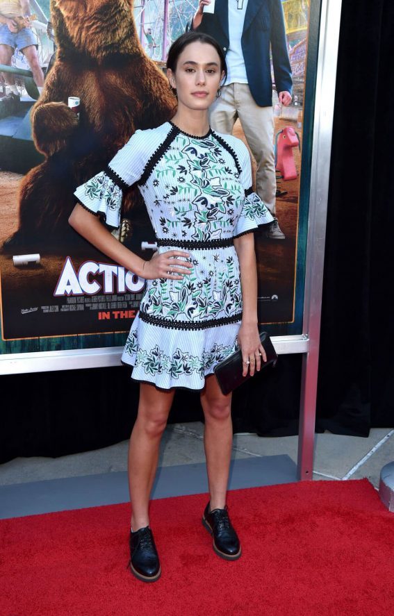 Camilla Wolfson at Action Point Premiere in Los Angeles 2018/05/31 23