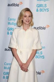 Carey Mulligan at Girls and Boys Play Photocall in New York 2018/06/01 2