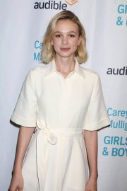 Carey Mulligan at Girls and Boys Play Photocall in New York 2018/06/01 10
