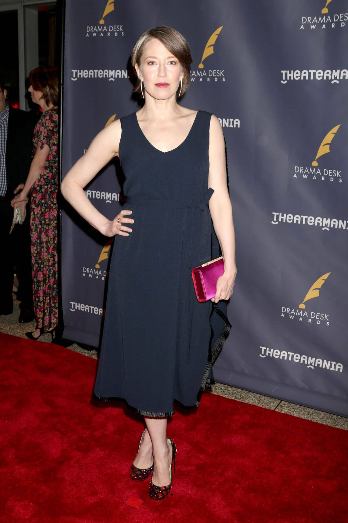 Carrie Coon at Drama Desk Awards 2018 in New York 2018/06/03 3