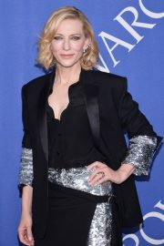 Cate Blanchett at CFDA After Party at Socialista in New York 2018/06/04 7