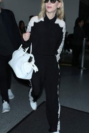 Cate Blanchett at LAX Airport in Los Angeles 2018/06/06 2