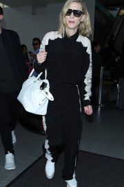 Cate Blanchett at LAX Airport in Los Angeles 2018/06/06 3
