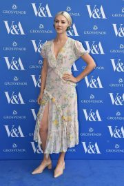 Catherine Steadman at Victoria and Albert Museum Summer Party in London 2018/06/13 7