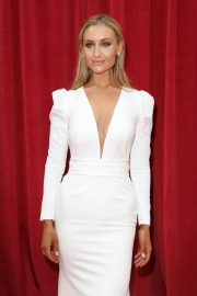 Catherine Tyldesley at British Soap Awards 2018 in London 2018/06/02 2