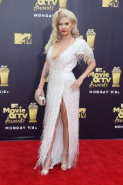 Chanel West Coast at 2018 MTV Movie and TV Awards in Santa Monica 2018/06/16 2