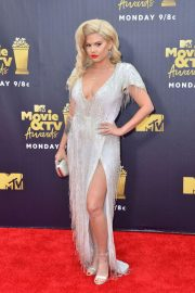Chanel West Coast at 2018 MTV Movie and TV Awards in Santa Monica 2018/06/16 3