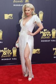 Chanel West Coast at 2018 MTV Movie and TV Awards in Santa Monica 2018/06/16 4
