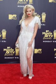 Chanel West Coast at 2018 MTV Movie and TV Awards in Santa Monica 2018/06/16 5