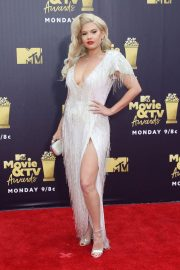 Chanel West Coast at 2018 MTV Movie and TV Awards in Santa Monica 2018/06/16 8