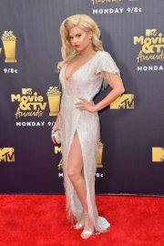 Chanel West Coast at 2018 MTV Movie and TV Awards in Santa Monica 2018/06/16 9