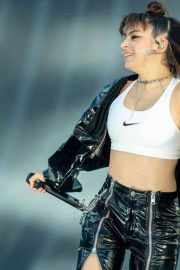 Charli XCX Performs at Reputation Tour at Soldier Field in Chicago 2018/06/02 2