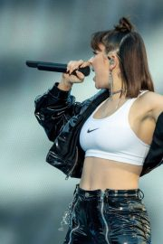 Charli XCX Performs at Reputation Tour at Soldier Field in Chicago 2018/06/02 3