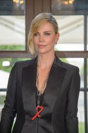 Charlize Theron at Crystal of Hope 2018 Outreach Project in Vienna 2018/05/31 2