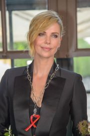 Charlize Theron at Crystal of Hope 2018 Outreach Project in Vienna 2018/05/31 4