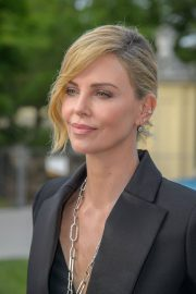 Charlize Theron at Crystal of Hope 2018 Outreach Project in Vienna 2018/05/31 8