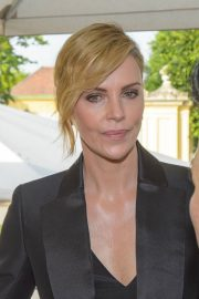 Charlize Theron at Crystal of Hope 2018 Outreach Project in Vienna 2018/05/31 11