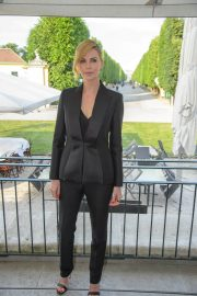 Charlize Theron at Crystal of Hope 2018 Outreach Project in Vienna 2018/05/31 12