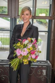 Charlize Theron at Crystal of Hope 2018 Outreach Project in Vienna 2018/05/31 15