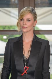 Charlize Theron at Crystal of Hope 2018 Outreach Project in Vienna 2018/05/31 16
