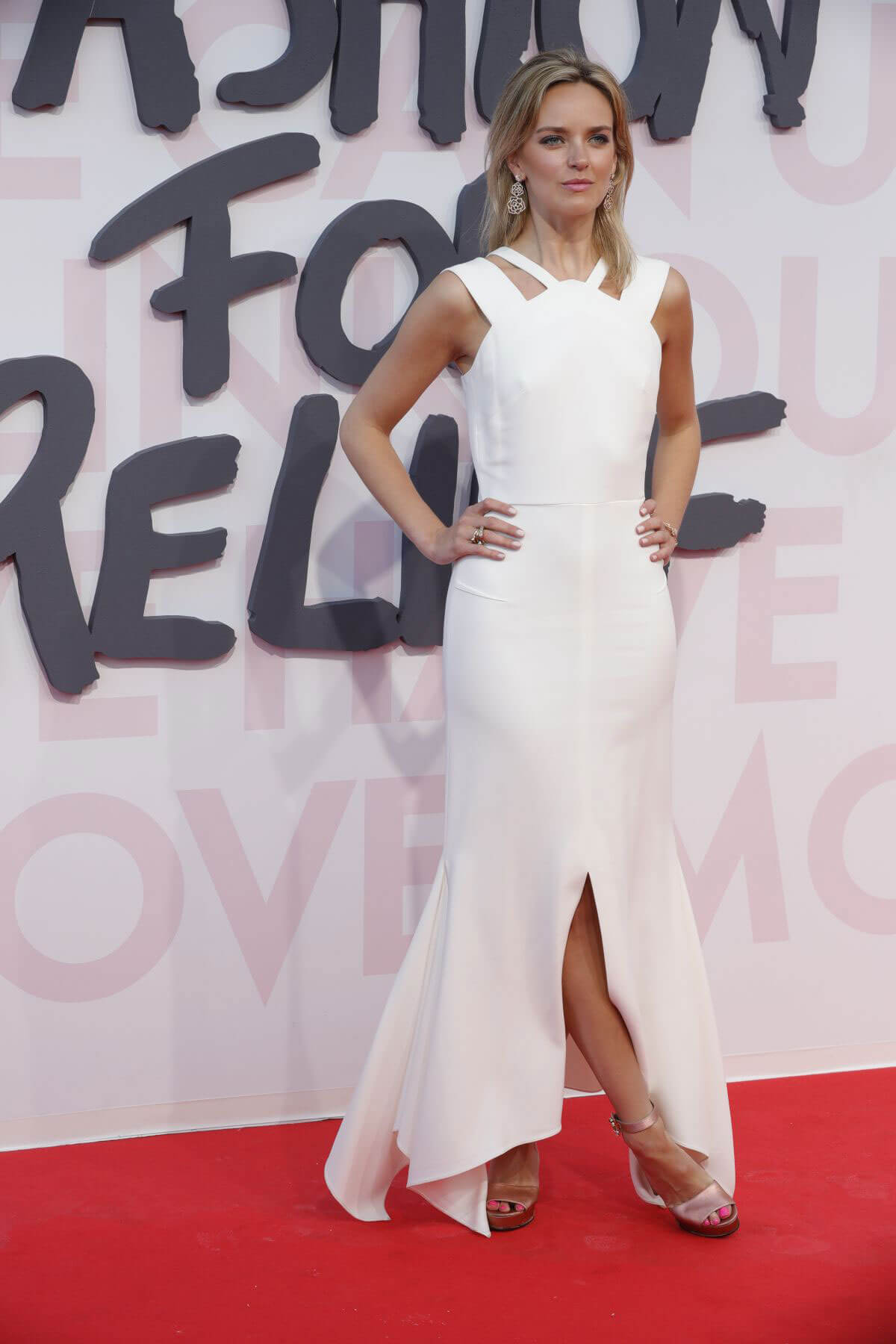 Charlotte Carroll at Fashion for Relief at 2018 Cannes Film Festival 2018/05/13 1