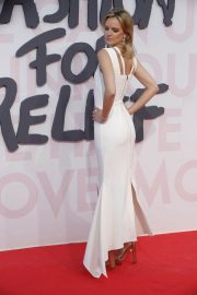 Charlotte Carroll at Fashion for Relief at 2018 Cannes Film Festival 2018/05/13 3