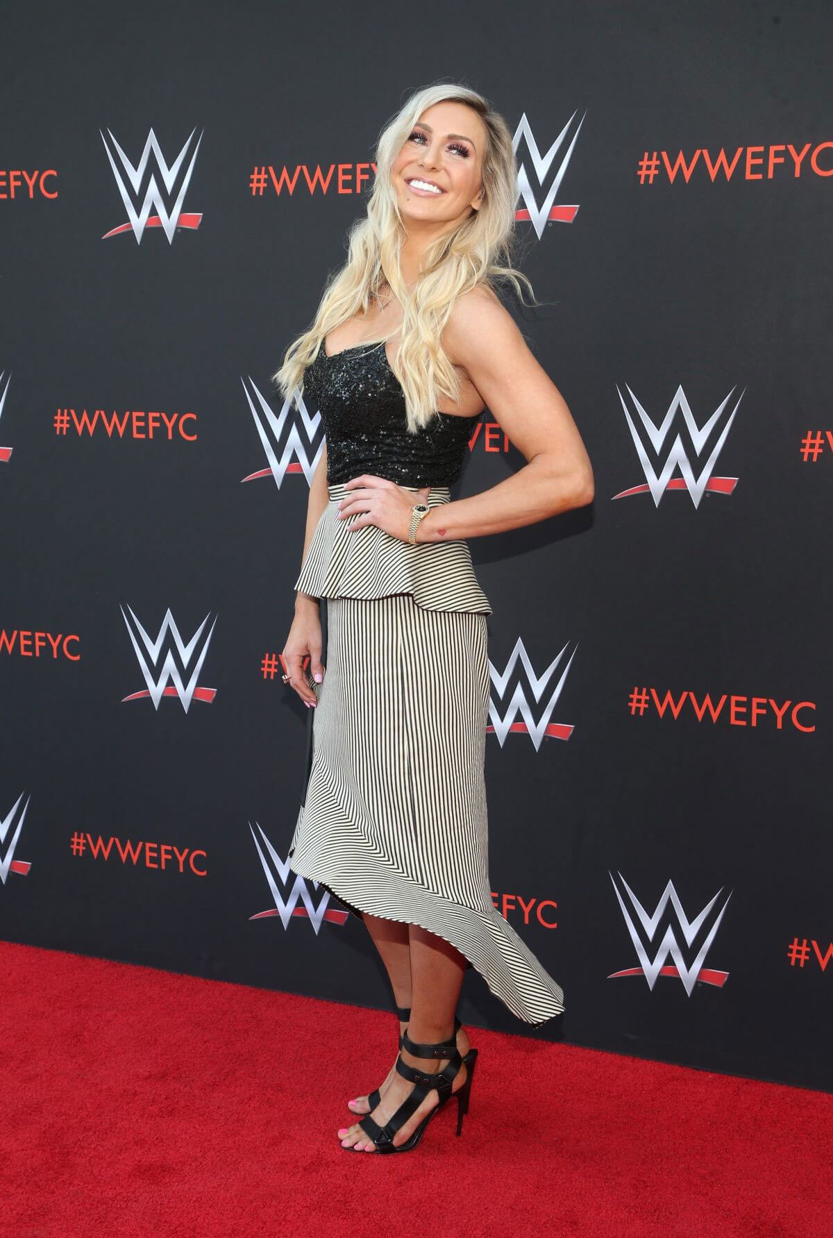 Charlotte Flair Stills at WWE FYC Event in Los Angeles 2018/06/06 1