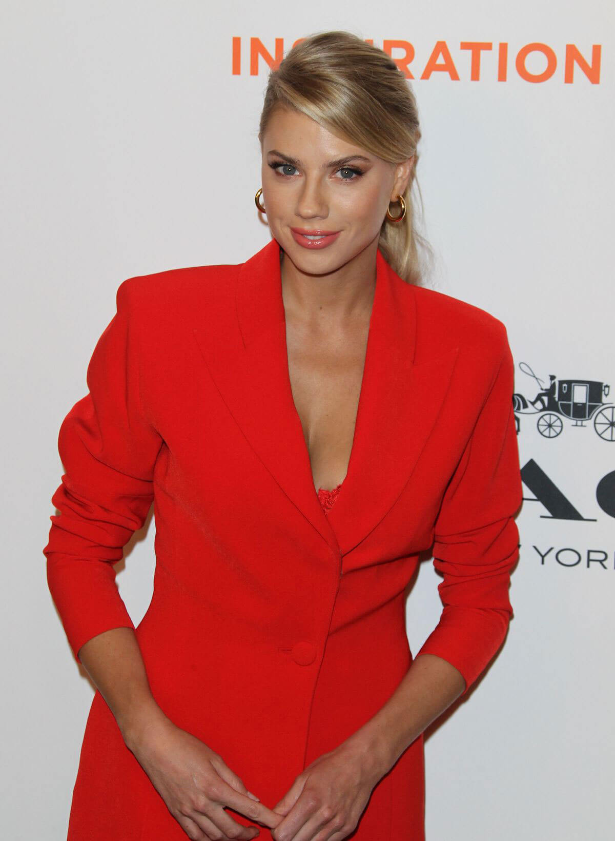 Charlotte McKinney at Step Up Inspiration Awards 2018 in Los Angeles 2018/06/01 10