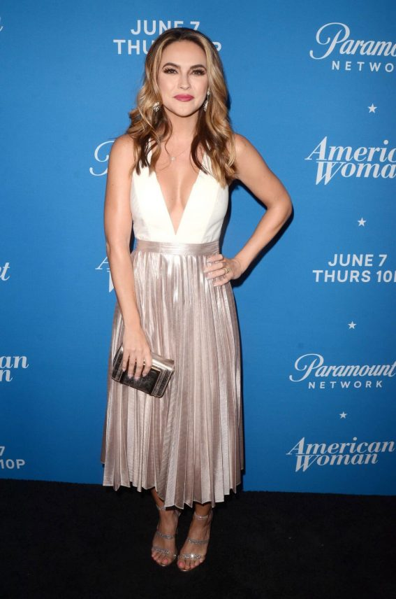 Chrishell Stause at American Woman Premiere Party in Los Angeles 2018/05/31 12