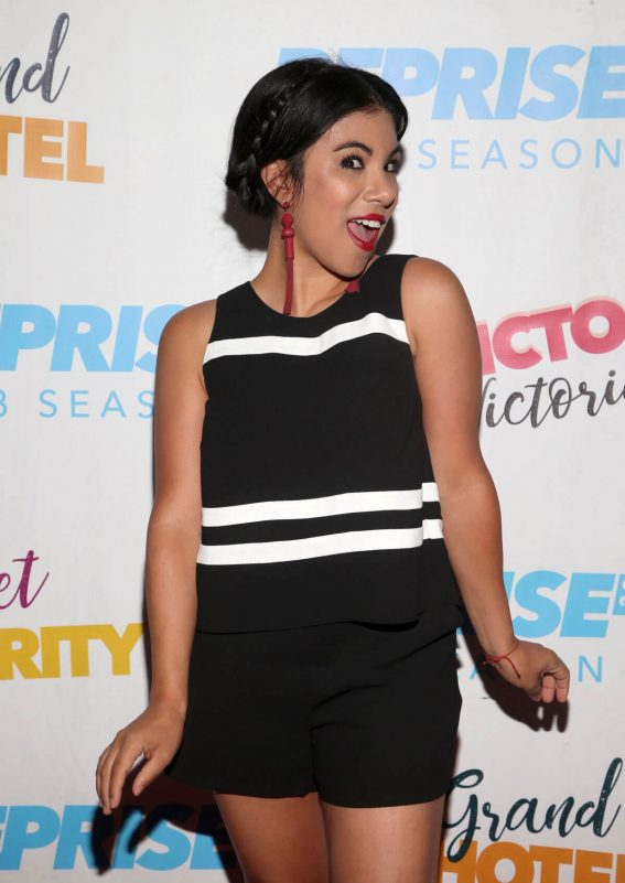 Chrissie Fit at Reprise 2.0 Presents Sweet Charity Play in Los Angeles 2018/06/20 1