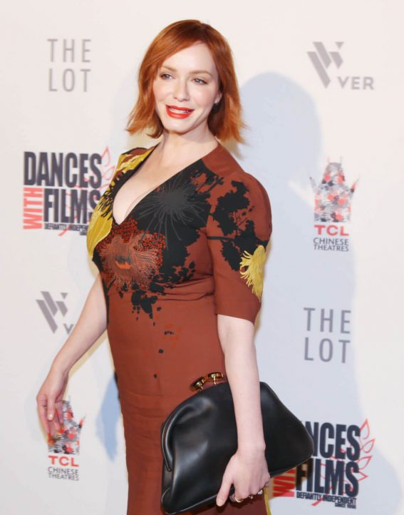 Christina Hendricks at Antiquities Premiere in Los Angeles 2018/06/16 1