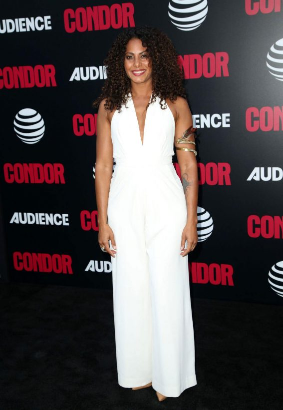 Christina Moses at Condor Premiere in Los Angeles 2018/06/06 11