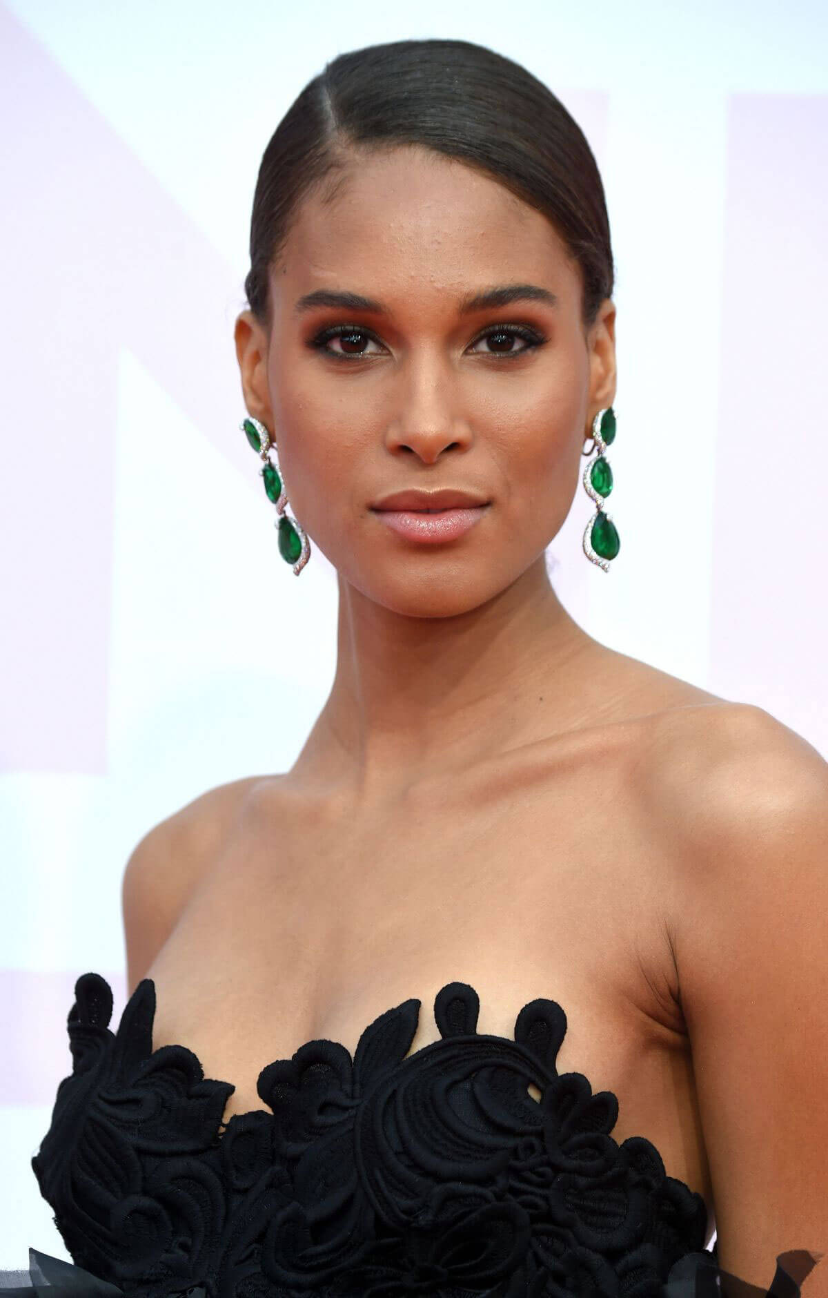 Cindy Bruna at Fashion for Relief at 2018 Cannes Film Festival 2018/05/13 1