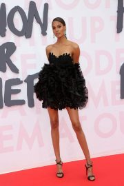 Cindy Bruna at Fashion for Relief at 2018 Cannes Film Festival 2018/05/13 5